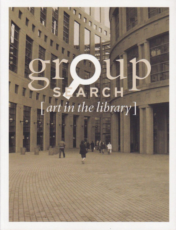 Antonia Hirsch Group Search [art in the library]