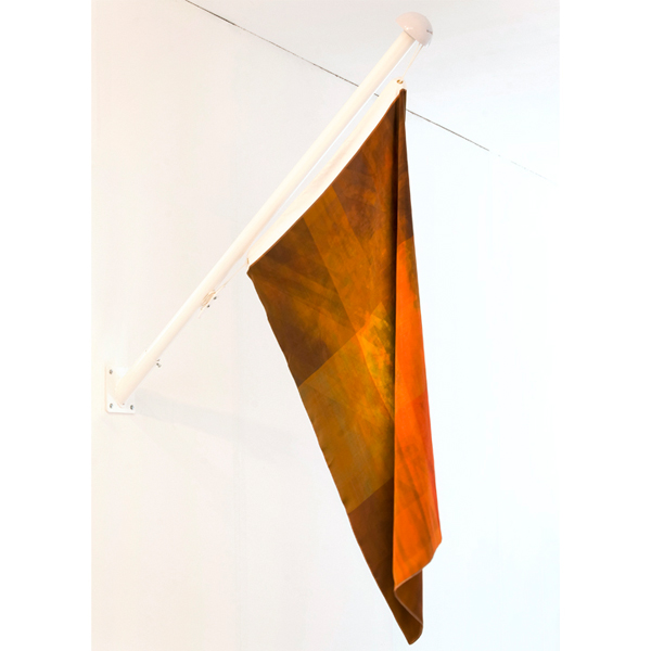 Antonia Hirsch Untitled World Flag