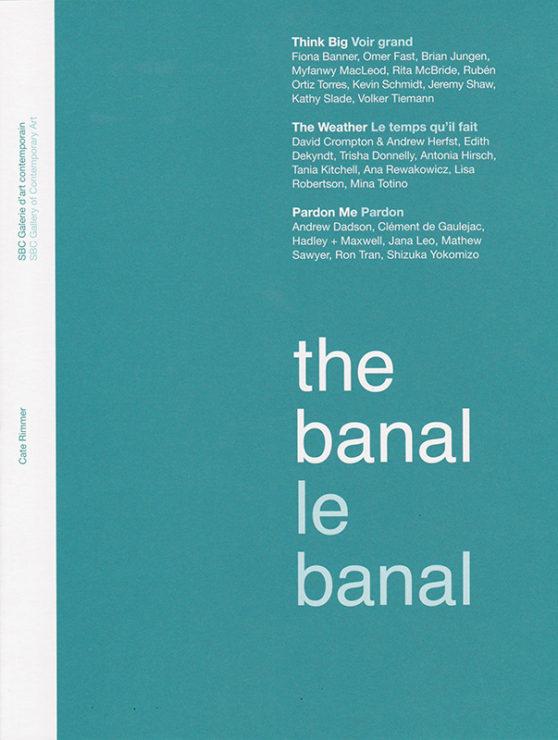 Antonia Hirsch The Banal