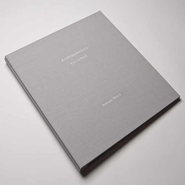 Antonia Hirsch Anthropometrics Vol. I & Vol. II